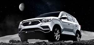 Ssangyong Rexton 2017 : 2017 ssangyong g4 rexton goes to the moon does cool durability tests autoevolution ~ Maxctalentgroup.com Avis de Voitures