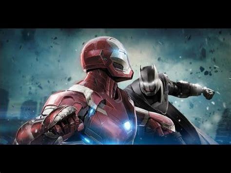 batman  iron man epic fan  trailer hd youtube