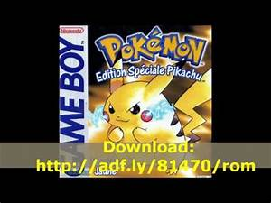 Pokemon Version Youtube : pokemon yellow version special pikachu edition youtube ~ Medecine-chirurgie-esthetiques.com Avis de Voitures