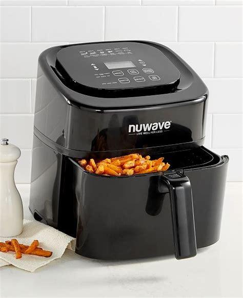 Nuwave Brio 6 Qt Digital Air Fryer  Small Appliances