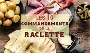 Idée Raclette Originale : les 10 commandements pour une raclette r ussie ~ Melissatoandfro.com Idées de Décoration