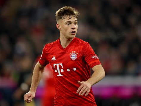 Kimmich has some great stats and the best overall in the game for a gold rare rb so with the coins you'll mainly play against players with very pacy wingers and kimmich just can't keep up with them. 'Everything has changed': Joshua Kimmich on what Premier League players can expect from football ...