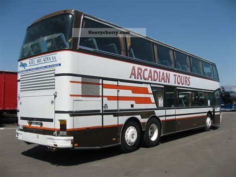 Setra 200 S 228 Dt 1986 Bus Double Decker Photo And Specs