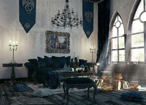 gotik set style interior design ideas