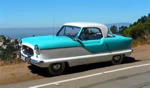 1960 Metropolitan Car