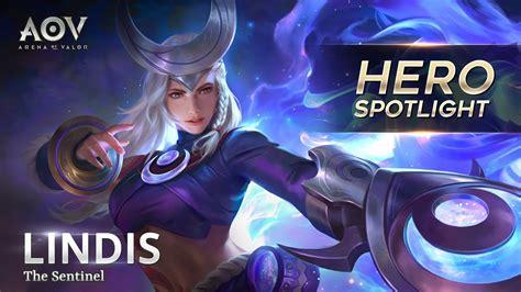 Hero Spotlight Garena Aov (arena Of Valor)