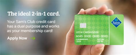 Credit card insider receives compensation from some credit card issuers the sam's club® mastercard® provides a number of benefits, including several reward categories (5% for gas) and a number of shopping and travel perks. Sam's Club Credit