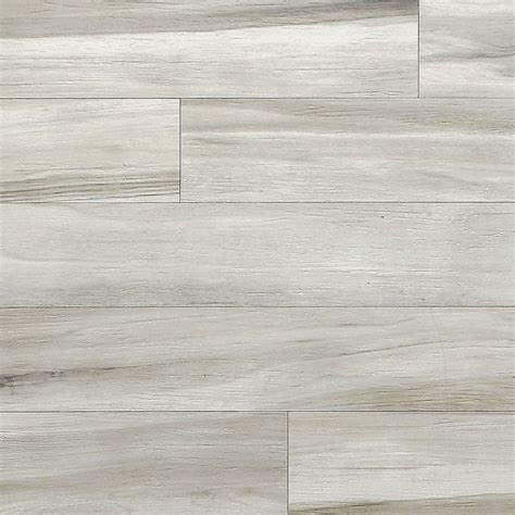 Only $35/m2! Maxiwood Rovere White Timber Look Italian Tile