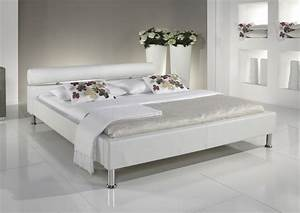 Bett Liegehöhe 70 Cm : lederbett polsterbett modernes leder bett weiss oder schwarz g nstig supply24 ~ Eleganceandgraceweddings.com Haus und Dekorationen