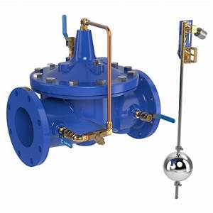 Altitude And Level Control Valves