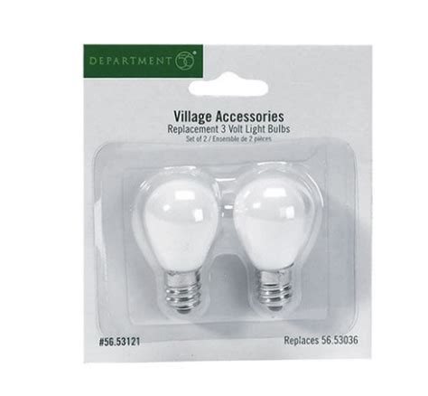 department 56 lighting system department 56 village lighting systems replacement bulbs