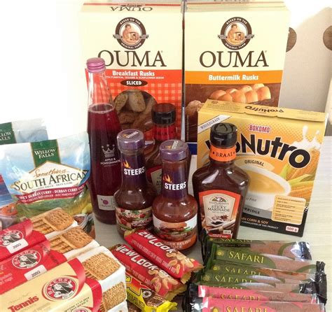 buy south african goods