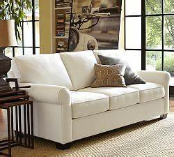 home furniture sale pottery barn With buchanan roll arm upholstered sofa reviews