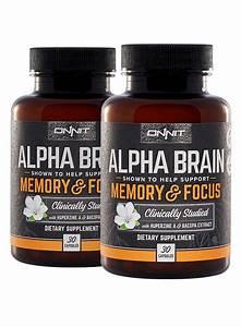Natural Brain Supplements