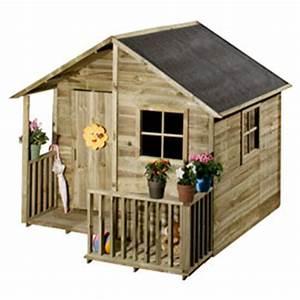 Cabane Enfant Leroy Merlin : liste 2012 petites cabanes maisons maisonnettes abris chalets de jardin en bois pour ~ Melissatoandfro.com Idées de Décoration
