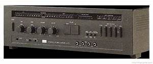 Sansui A-9 - Manual - Master Integrated Amplifier