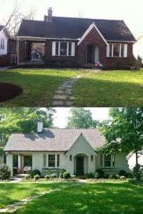 home design before and after curb appeal 8 stunning before after home updates