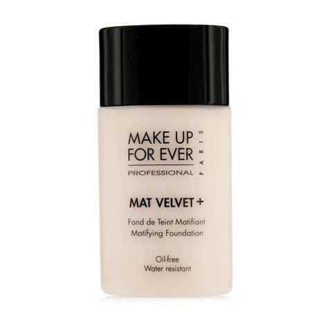 mufe mat velvet makeup for mat velvet matifying foundation 30