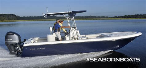 Bay Boat Must Haves by Best Bay Boats Top 5 Must Haves Sea Born Boats