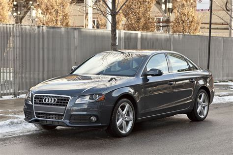 2012 audi a4 overview cars