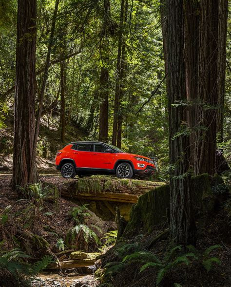 2017 Jeep Compass Brings High Levels Of Versatility To