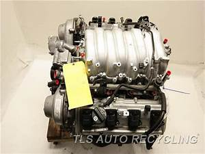 1999 Lexus Gs 400 Engine Assembly