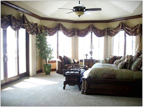 large home window treatments large window curtain ideas