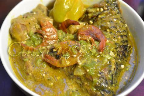 la cuisine ivoirienne sauce de gombo okra soup cuisine togolaise