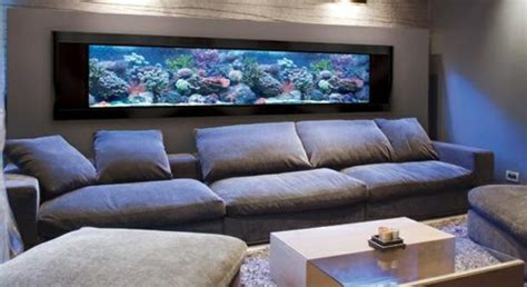 lettre decorative cuisine l aquarium mural en 41 images inspirantes
