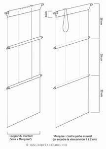 Mécanisme Store Bateau : stores bateau diy curtains upcycling and craft ~ Premium-room.com Idées de Décoration