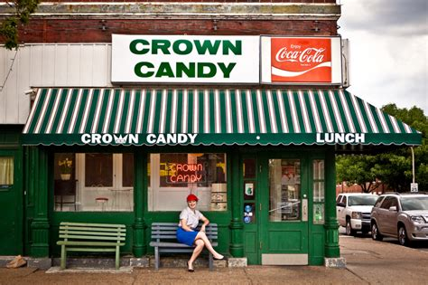 crown candy kitchen st louis avest louis mo