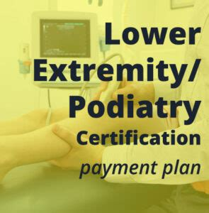 Lower-Extremity-Podiatry Certification – Plan – American ...