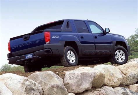Chevrolet Avalanche (2003