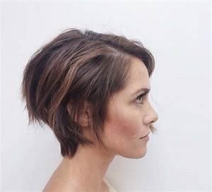 Coupe Automne Hiver 2017 : voici des belles coupes courtes tendance automne hiver 2017 coiffure simple et facile ~ Carolinahurricanesstore.com Idées de Décoration