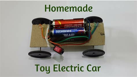 Make Electric Car by How To Make A Fast Mini Electric Car Using Dc