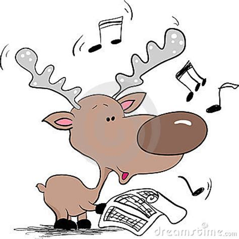 blitzen reindeer singing mc s whispers