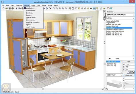 Kitchendraw 65  3d Kitchen Design A2z P30 Download Full