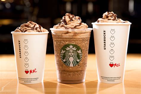 Check out the starbucks menu, our quick breakfast ideas and nutritional information. Starbucks Debuts Valentine's Day Molten Chocolate Menu | PEOPLE.com