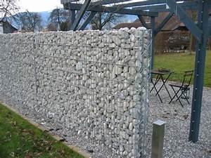 Sichtschutz Im Garten : steinmauer als blickfang und sichtschutz im garten 40 ideen ~ A.2002-acura-tl-radio.info Haus und Dekorationen
