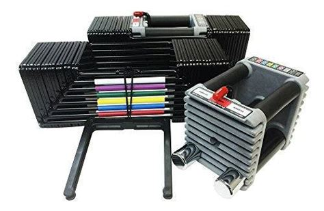 90 Pound Dumbbell Bench Press by Powerblock Elite Adjustment 50 To 90 Pounds Dumbbell