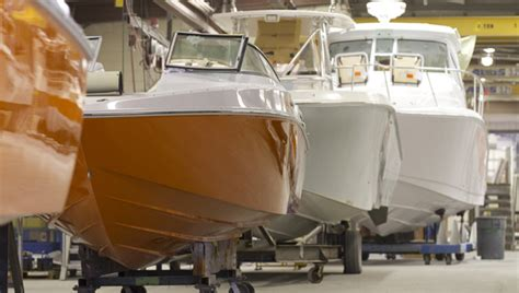 Donzi Boats Headquarters by Powerboat Headquarters Refurbishes Boats Washington