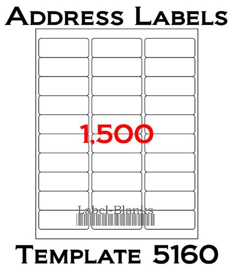 Labels By The Sheet Templates by Free Mailing Label Templates 30 Per Sheet Aiyin Template
