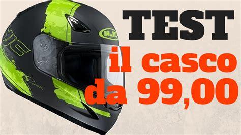 Test Caschi Moto by Test Il Casco Moto Da 99 Hjc Cs 14 Motolook Voghera