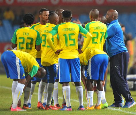Mamelodi sundowns brought to you by: Mamelodi Sundowns face Wydad in Champions League quarters