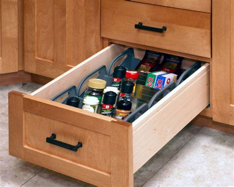 Blum Spice Rack by Pantry And Food Storage Storage Solutions Custom Wood