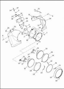Harley Davidson Road King Parts Diagram
