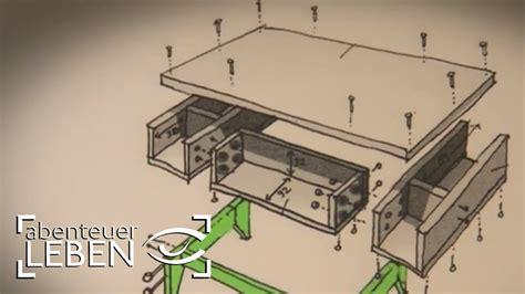 Küche Einfach Selber Bauen by Einfach Und G 252 Nstig Selber Bauen Der Multifunktionstisch