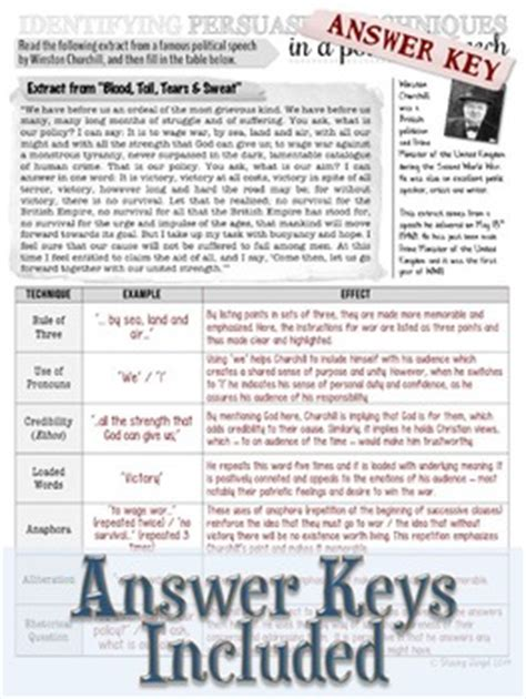 ethos pathos logos worksheet answer key stacey lloyd