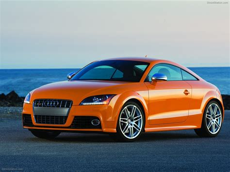 Audi Tts Coupe And Roadster 2009 Exotic Car Picture 07 Of