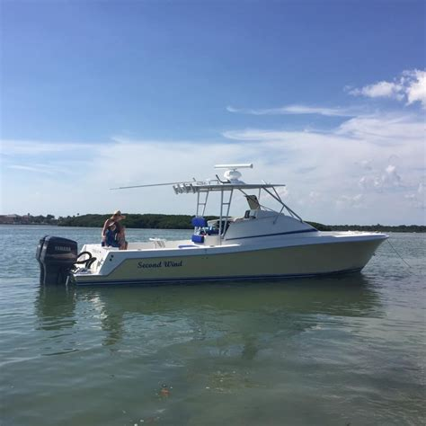 Contender 31 Fisharound Used Boats by 31 Contender Fisharound The Hull Boating And